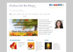 aplacefortheheart.co.uk