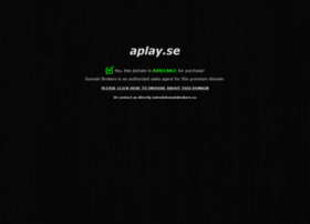 aplay.se