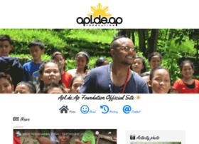 apldeapfoundation.org