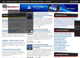 aplicacionesdeblackberry.com