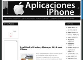aplicacionesiphone5.net