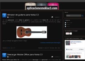 aplicacionesnokiac3.com