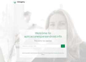 aplicacionesparaandroid.info