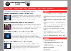 aplikasiblackberry.web.id