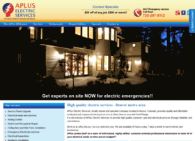 aplus-electric.com
