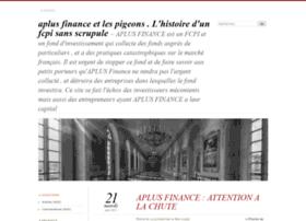 aplusfinanceetlespigeons.wordpress.com