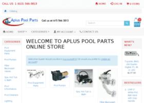 apluspoolparts.com