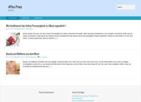 aplusproxy.com