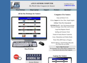 aplusseniorcomputer.com