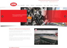 apm-automotive.com