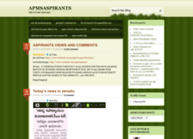 apmsaspirants.wordpress.com