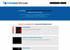 apocalyse-now.forumsactifs.com