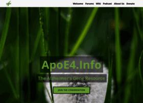 apoe4.info