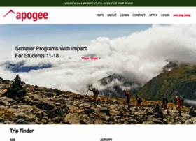 apogeeadventures.com