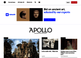 apollo-magazine.com