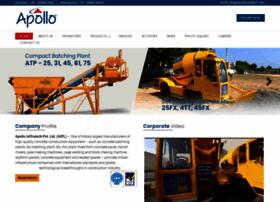 apolloinfratech.com