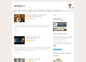 apologia21.wordpress.com