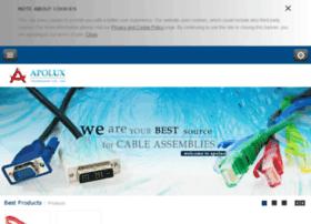 apoluxcable.com