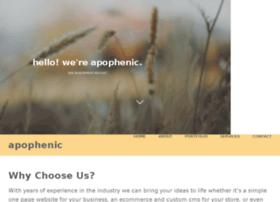 apophenic.net