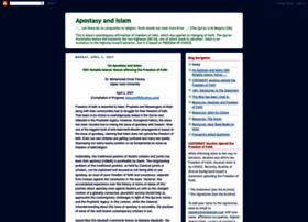 apostasyandislam.blogspot.com