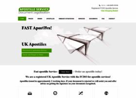 apostille.org.uk