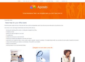 aposto.info