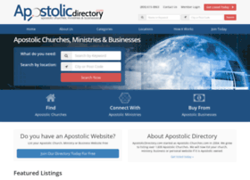 apostolic-churches.com