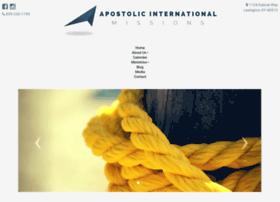 apostolicint.com