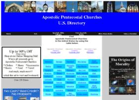 apostolicpentecostalchurches.org