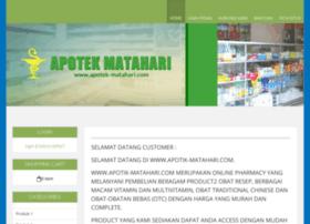 apotek-matahari.com