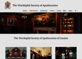 apothecaries.org