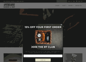 apothecary87.co.uk