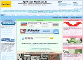 apotheken-mannheim.de