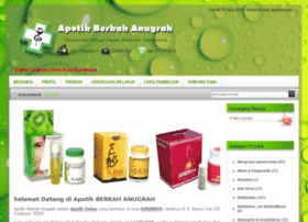 apotik.berkahanugrah.net