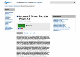 apowersoft-screen-recorder-pro.updatestar.com