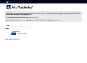 app.acumaxindex.com