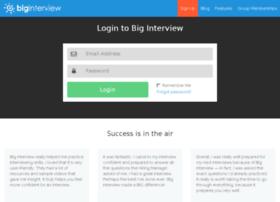 app.biginterview.com