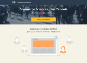 app.commercesciences.com