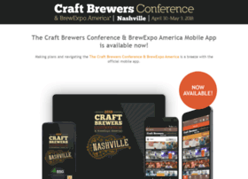 app.craftbrewersconference.com