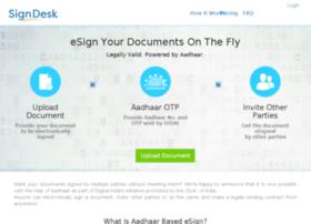 app.esigndesk.com