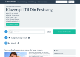 app.festklaveret.dk