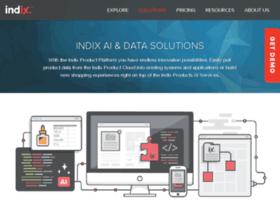 app.indix.com
