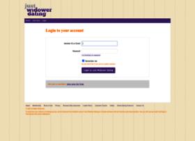 app.justwidowerdating.com