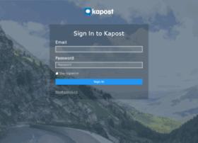 app.kapostdemo.com