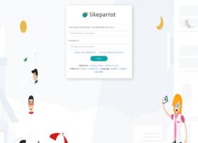 app.likeparrot.com