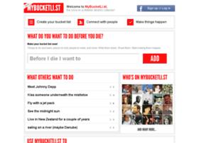app.mybucketli.st