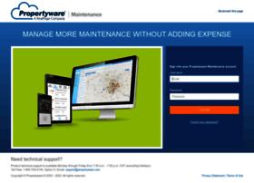app.propertywaremaintenance.com