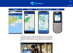 app.rain-alarm.com