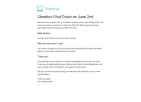 app.shoeboxapp.com