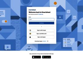 app.smartsheet.com